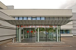 MVZ-Gebäude Notfallzentrum